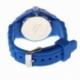 Montre, boîte plastique et acier, bracelet silicone, verre minéral, boys - C