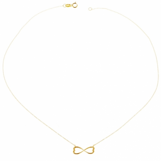 Collier Infini Manege A Bijoux 100 Images Chic