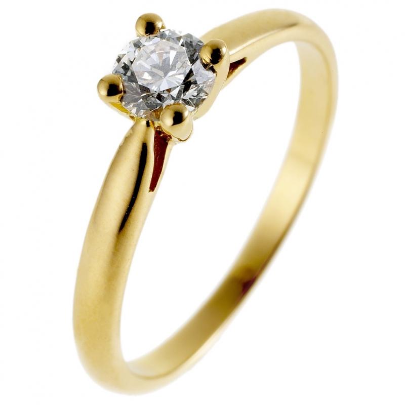 bague solitaire diamant manege a bijoux