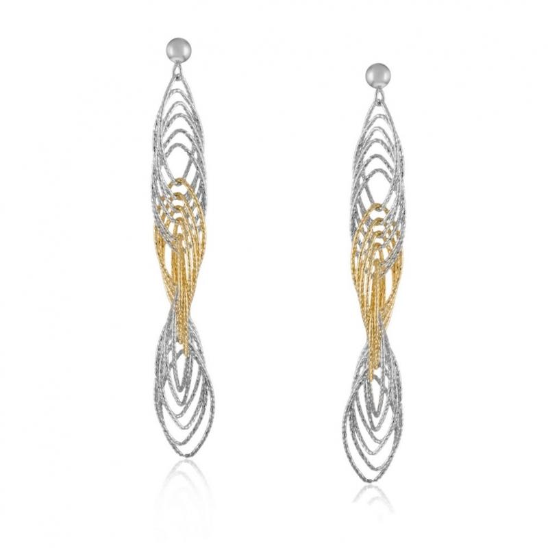 manège à bijoux collier boucles d'oreilles