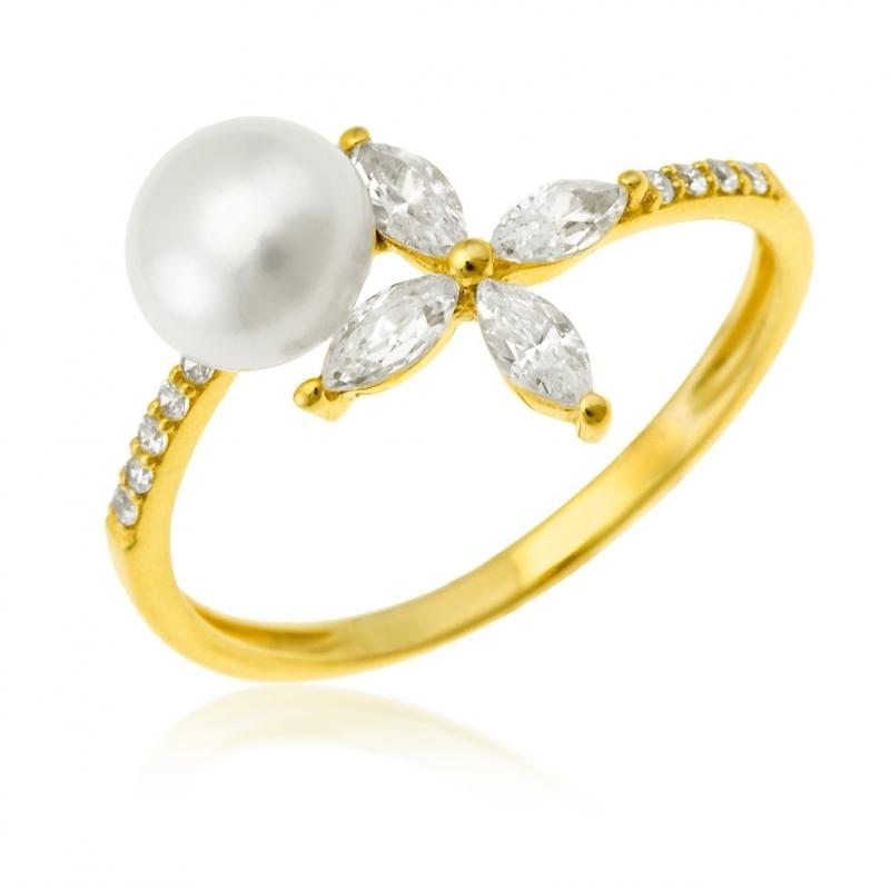 bague or jaune le manege a bijoux