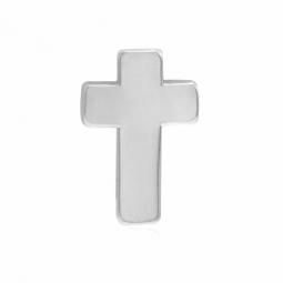 Charm en acier, croix