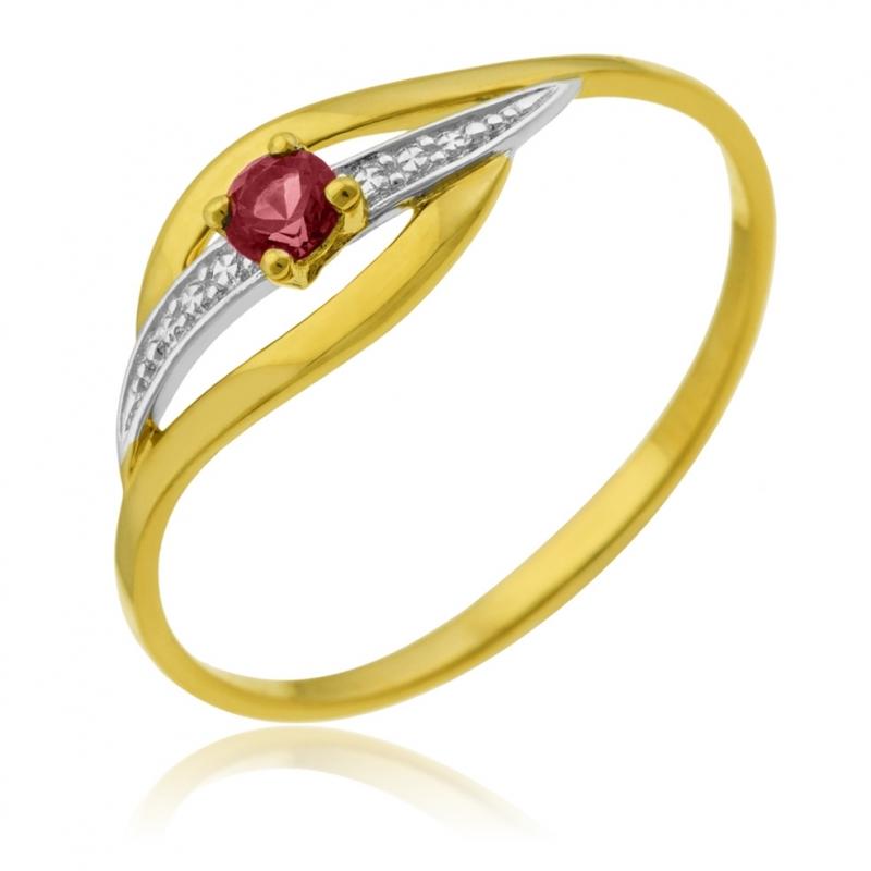 bague en or manège à bijoux