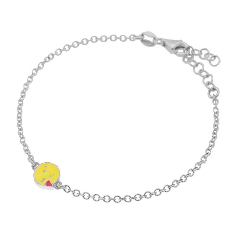 bracelet coeur manege a bijoux