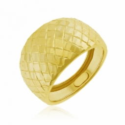 Bague en or jaune