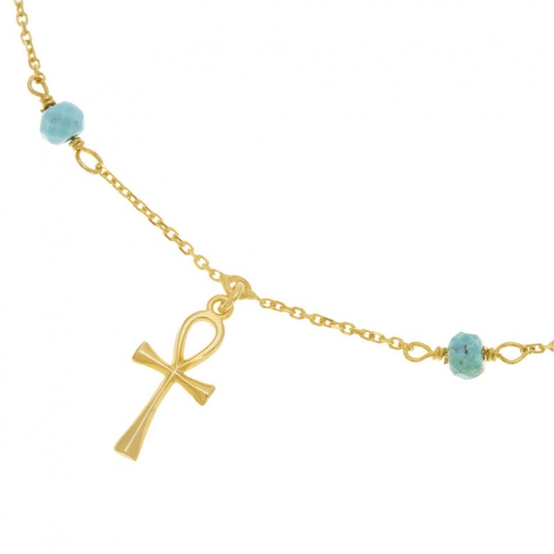 croix ankh le manège à bijoux