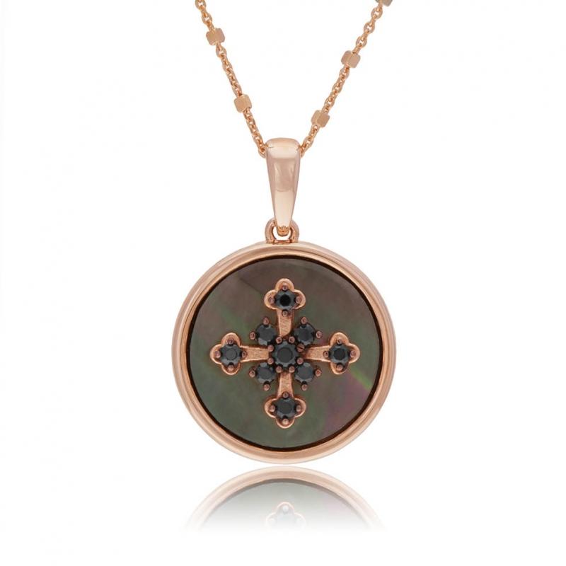 manege a bijoux pendentif croix gothique