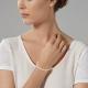 Bracelet en or jaune et perles de culture 6/6.5 - P