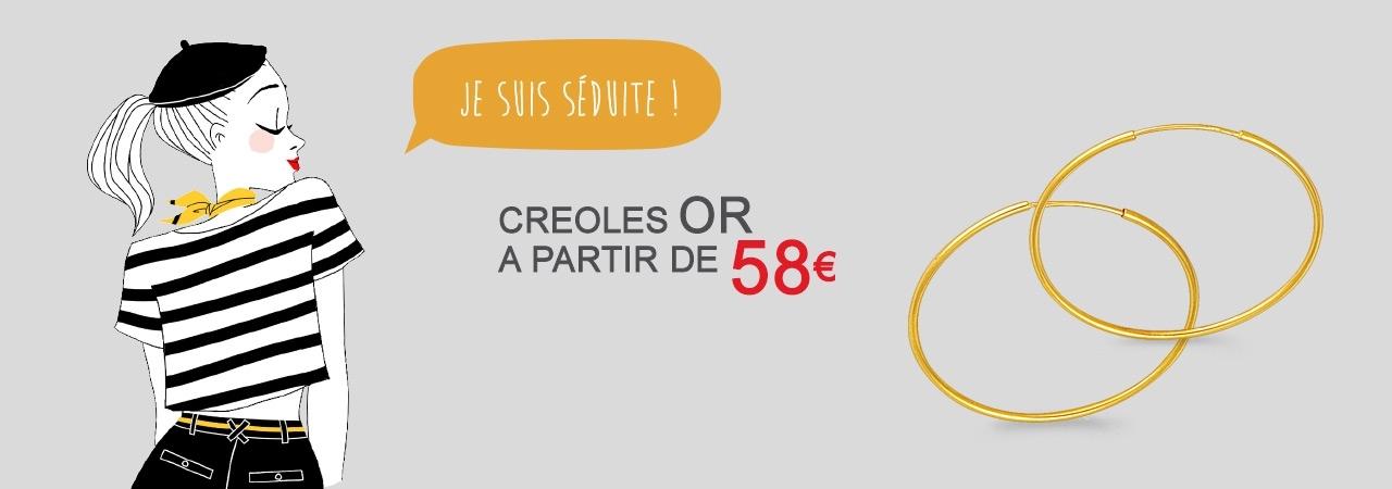 Sélection or créoles