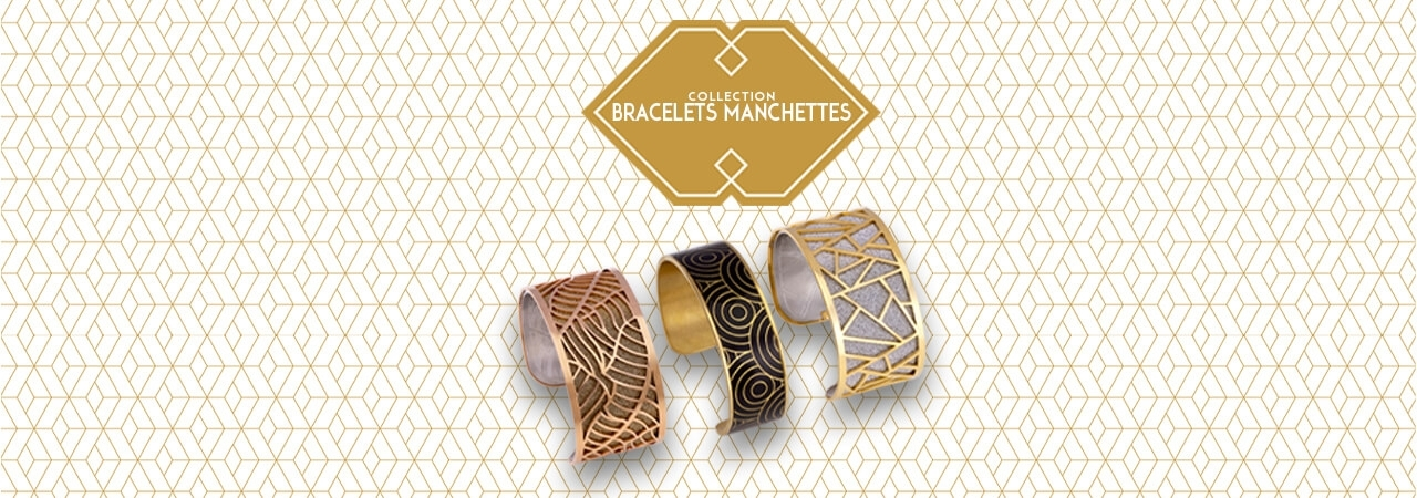 Bijoux Manchettes