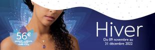Colliers et pendentifs Hiver - Collection 2020