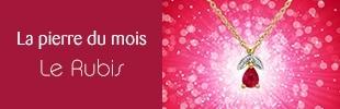 Bijoux rubis